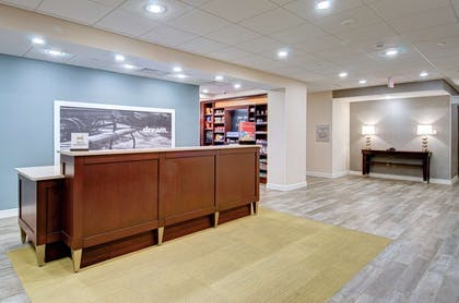 Reception | Hampton Inn Boston - Westborough