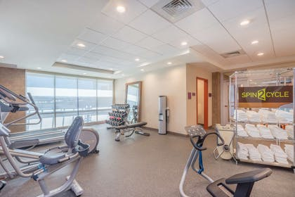 Health club fitness center gym   Home2 Suites by Hilton Bowling Green