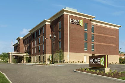 Exterior | Home2 Suites by Hilton Middleburg Heights Cleveland