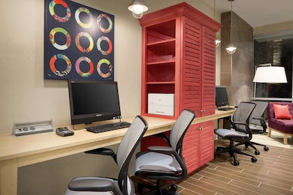 Business Center   Home2 Suites by Hilton Cleveland Independence