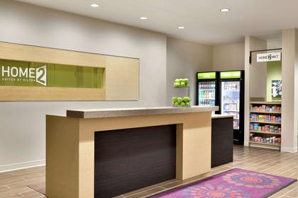 Reception   Home2 Suites by Hilton Cleveland Independence