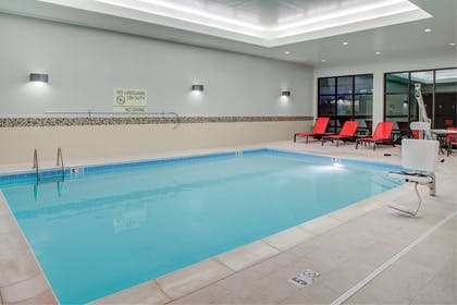 Pool | Hampton Inn And Suites By Hilton Columbus Scioto Downs