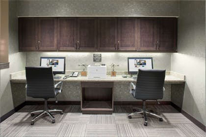 Business Center | Hampton Inn And Suites By Hilton Columbus Scioto Downs