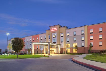 Exterior | Hampton Inn And Suites By Hilton Columbus Scioto Downs