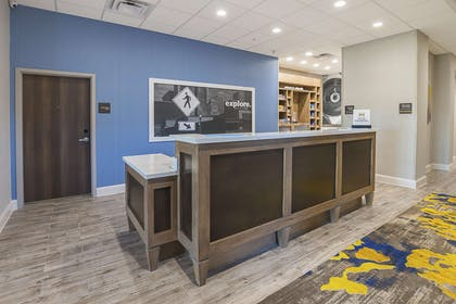 Reception | Hampton Inn & Suites Colleyville DFW West