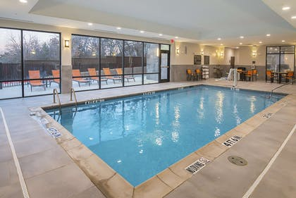 Pool | Hampton Inn & Suites Colleyville DFW West