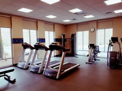 Health club | Hampton Inn & Suites Boone