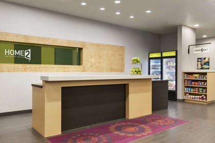 Reception | Home2 Suites by Hilton Houston Stafford