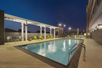Pool | Home2 Suites by Hilton Houston Stafford