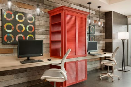 Business Center | Home2 Suites by Hilton Houston Webster