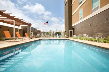Pool | Home2 Suites by Hilton Houston Webster