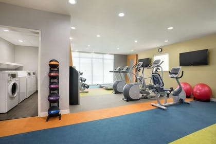 Health club fitness center gym | Home2 Suites by Hilton Houston Webster