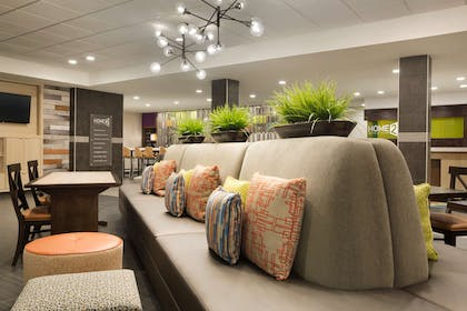 Lobby | Home2 Suites by Hilton Houston Webster