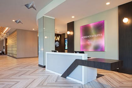 Reception | Homewood Suites by Hilton Los Angeles International Airport