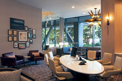 Business Center | Homewood Suites by Hilton Los Angeles International Airport