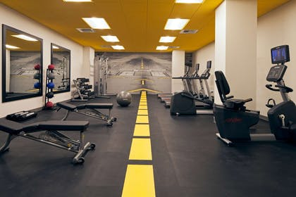 Health club fitness center gym | Homewood Suites by Hilton Los Angeles International Airport
