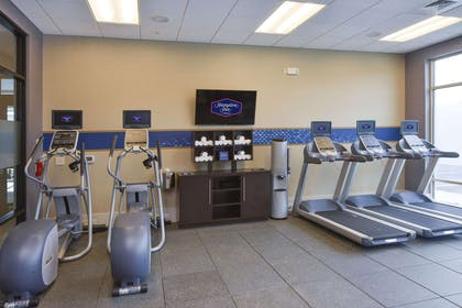 Health club | Hampton Inn Lumberton
