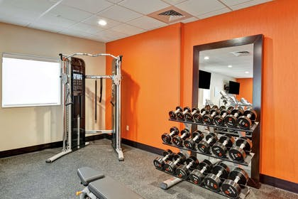 Health club | Home2 Suites by Hilton Meridian