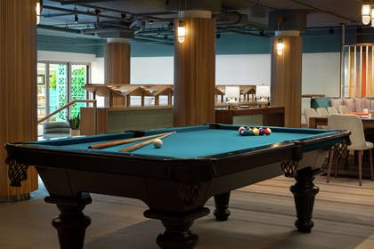 Recreational Facility | The Gates Hotel South Beach - a DoubleTree by Hilton