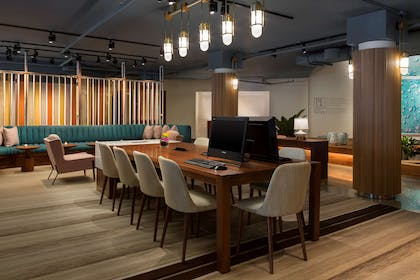 Business Center | The Gates Hotel South Beach - a DoubleTree by Hilton
