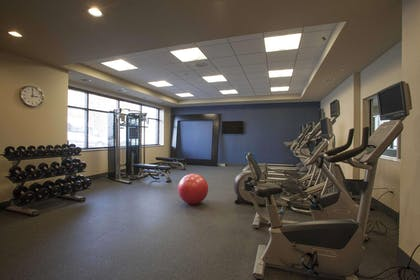 Health club | Hampton Inn & Suites Downtown St. Paul