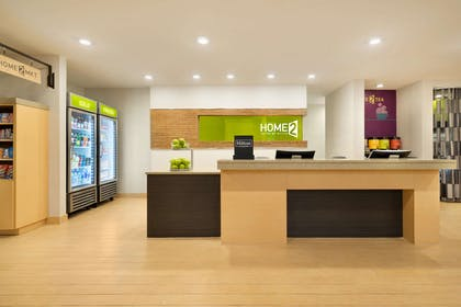 Reception | Home2 Suites by Hilton Roanoke