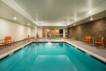 Pool | Home2 Suites by Hilton Roanoke