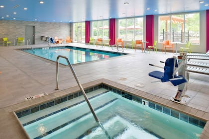 Pool | Home2 Suites by Hilton DuPont