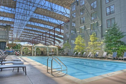 Pool | St. Louis Union Station Hotel, Curio Collection by Hilton