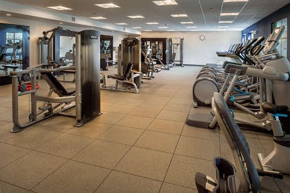 Health club | Homewood Suites by Hilton St. Louis Westport