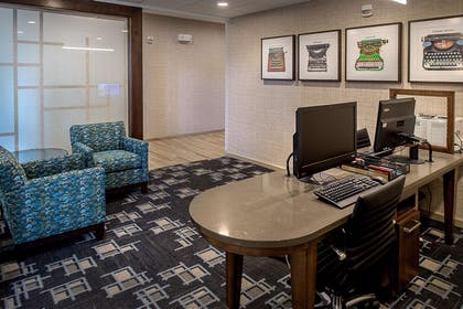 Business Center | Homewood Suites by Hilton St. Louis Westport