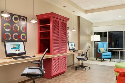 Business Center | Home2 Suites By Hilton Youngstown West - Austintown