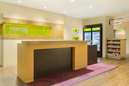 Reception | Home2 Suites By Hilton Youngstown West - Austintown