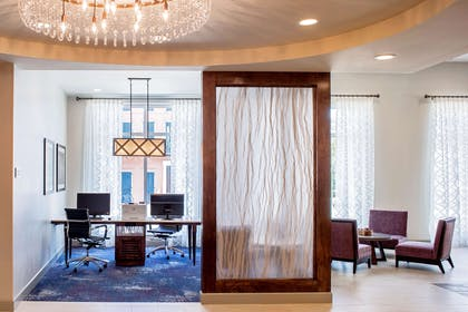 Business Center | Homewood Suites by Hilton New Orleans French Quarter