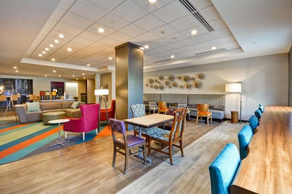 Lobby | Home2 Suites by Hilton Evansville