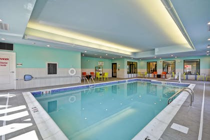 Pool | Home2 Suites by Hilton Evansville