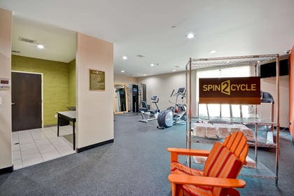 Health club | Home2 Suites by Hilton Fort Worth Southwest Cityview