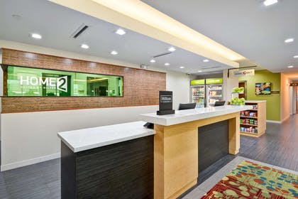 Reception | Home2 Suites by Hilton Fort Worth Southwest Cityview