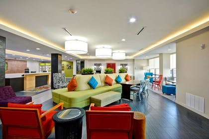 Lobby | Home2 Suites by Hilton Fort Worth Southwest Cityview