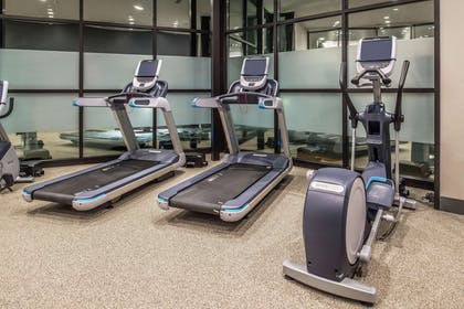 Health club | Doubletree by Hilton Lafayette East