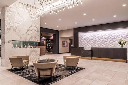 Reception | Doubletree by Hilton Lafayette East