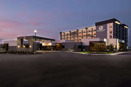 Exterior | Doubletree by Hilton Lafayette East