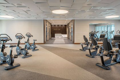 Health club fitness center gym   Embassy Suites by Hilton Seattle Downtown Pioneer Square
