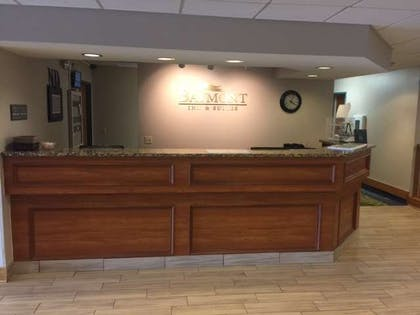 Lobby | Baymont by Wyndham Mishawaka South Bend Area