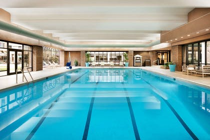Pool | Doubletree by Hilton McLean Tysons
