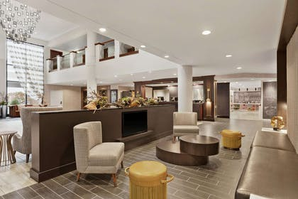 Reception | Doubletree by Hilton McLean Tysons