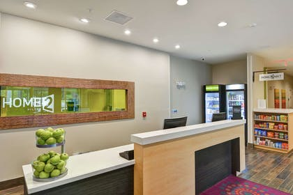 Reception | Home2 Suites by Hilton Summerville