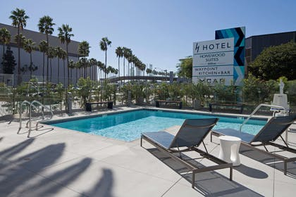 Pool | H Hotel Los Angeles, Curio Collection by Hilton