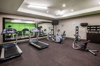 Health club | La Quinta Inn & Suites by Wyndham Owasso