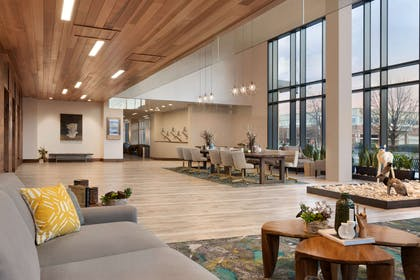 Lobby | Embassy Suites by Hilton Boulder